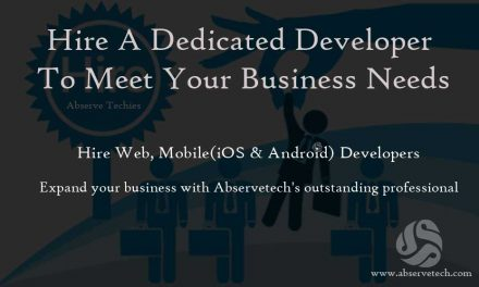 Hire A Dedicated Developer To Meet Your Business Needs