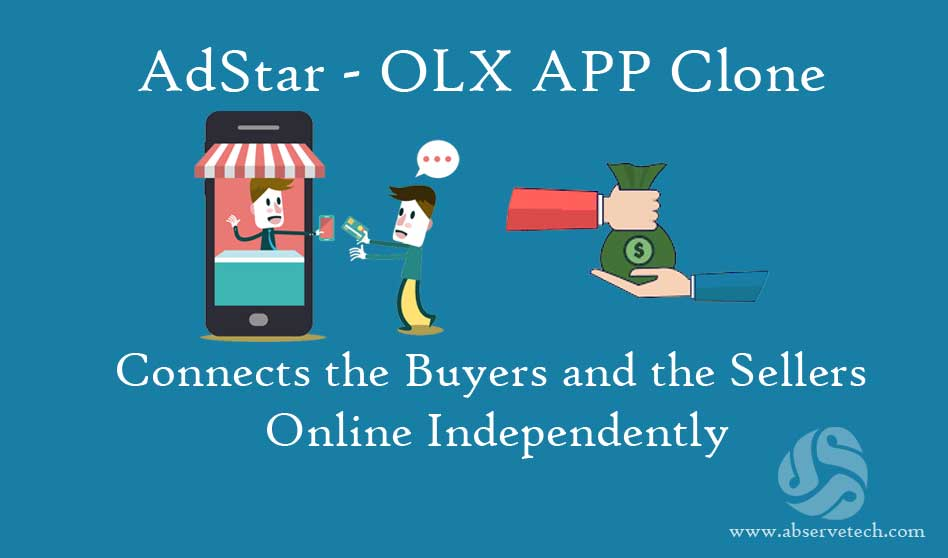 AdStar – OLX Clone Script   OLX App Clone   Quikr Clone Script