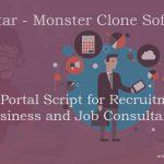 Monster Clone Software | Job Portal Script for Recruitment Business and Job Consultancy
