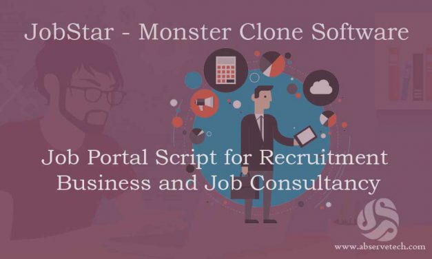 Monster Clone Software | Job Portal Script for Recruitment Business and Job Consultancy