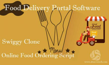 Food Delivery Portal Software | Swiggy Clone Script | Online Food Ordering Script