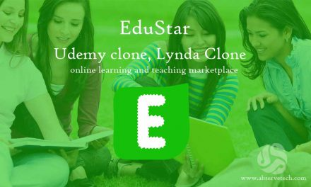 Edustar – Udemy Clone Script Android App
