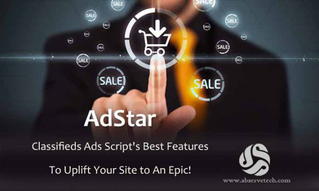 AdStar – Classifieds Ads Script Best Features To Uplift Your Site to An Epic