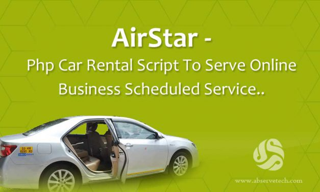 Php Car Rental Script To Serve Online Business Scheduled Service