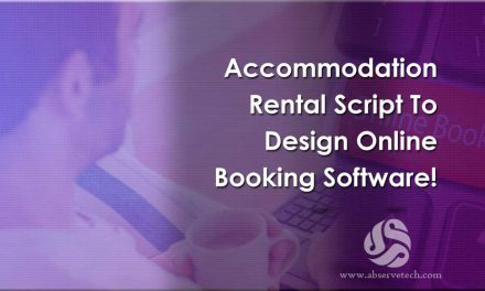 Accommodation Rental Script To Design Online Booking Software