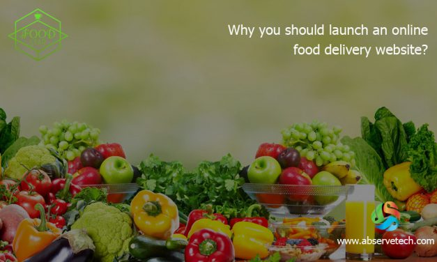 Why you should launch an online food delivery website?