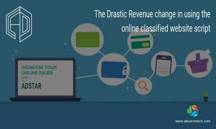 The Drastic Revenue Change In Using The Online Classifieds Website Script
