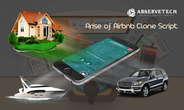 Arise of Airbnb Clone Script