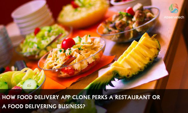 How Food Delivery App Clone Perks a Restaurant or a Food Delivering Business?