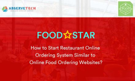 How to Start Restaurant Online Ordering System Similar to Online Food Ordering Websites?