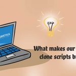 What makes our website clone scripts bright?
