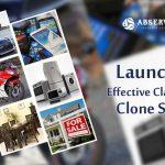 Launch of Effective Classifieds Clone Script