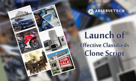 Launch of Effective Classifieds Clone Script