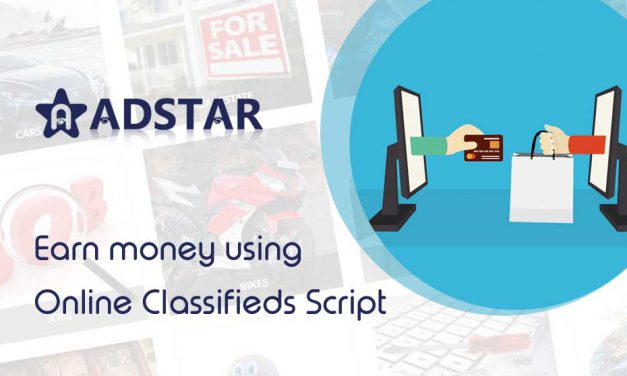 Earn money using Online Classifieds Script