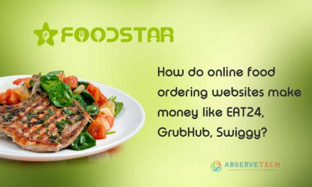 How do online food ordering websites make money like EAT24, GrubHub, Swiggy?