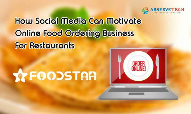 How social media can Motivate Online Food ordering Business for restaurants