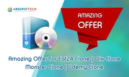 Amazing Offer for Eat24 Clone | Monster Clone | OLX Clone | Udemy Clone