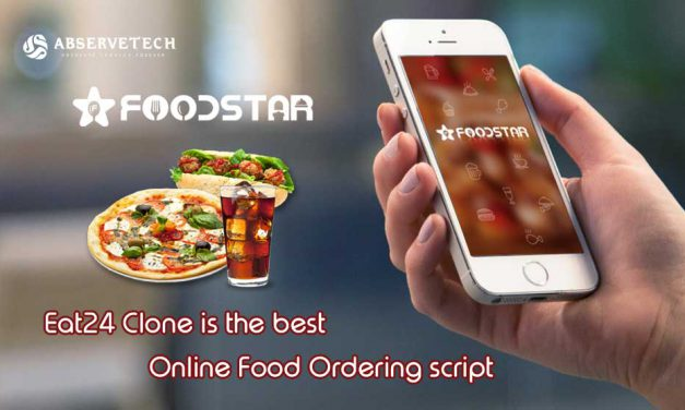 Eat24 Clone is the best Online Food Ordering Script