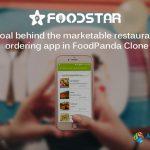Goal behind the marketable restaurant ordering app in FoodPanda Clone