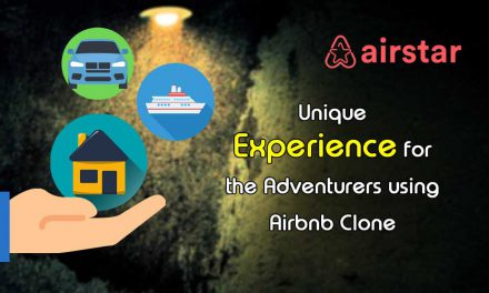 Unique Experience for the Adventurers using Airbnb Clone – AirStar