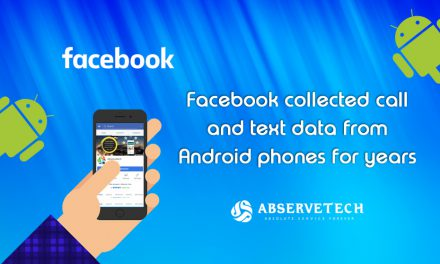 Facebook collected call and text data from Android phones for years
