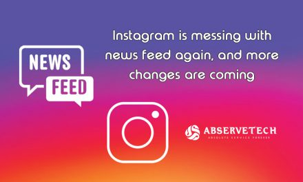 Instagram is messing with news feed again, and more changes are coming