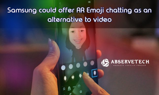 Samsung could offer AR Emoji chatting as an alternative to video