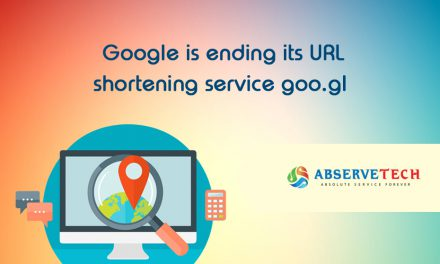 Google is ending its URL shortening service goo.gl