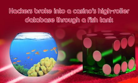 Hackers broke into a casino's high-roller database through a fish tank