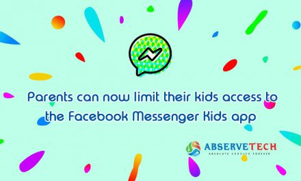 Parents can now limit their kid's access to the Facebook messenger kid's app