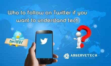 Who to follow on Twitter if you want to understand tech