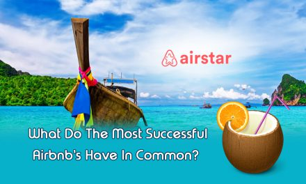 What Do The Most Successful Airbnb's Have In Common?