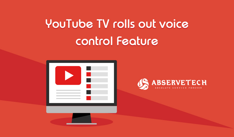 YouTube TV Rolls out Voice Control Feature