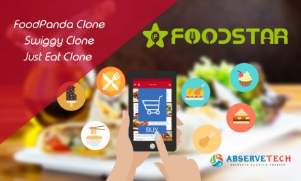 Swiggy Clone | Just Eat Clone | FoodPanda Clone |  FoodStar – Abservetech