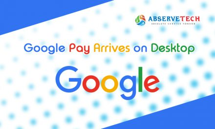 Google Pay Arrives on Desktop