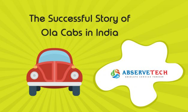 The Successful Story of Ola Cabs in India