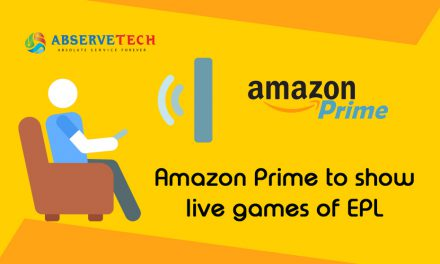 Amazon Prime to show live games of EPL