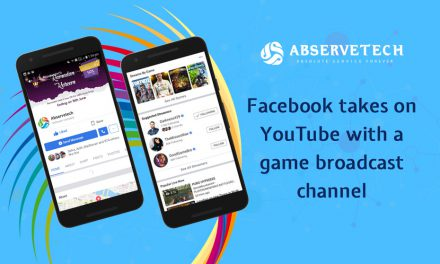Facebook takes on YouTube with a game broadcast channel