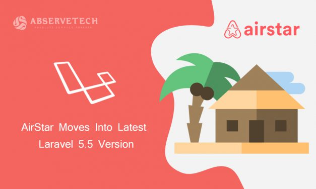 AirStar – Airbnb Clone Moves Into Latest Laravel 5.5 Version