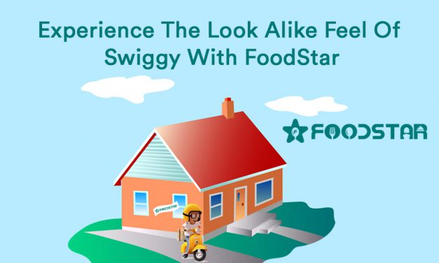 Experience The Look Alike Feel Of Swiggy With FoodStar