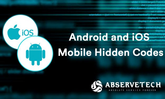 Android and iOS Mobile Hidden Codes