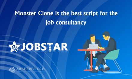 Monster Clone is the best script for the job consultancy