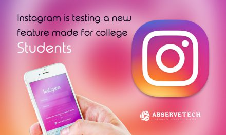 Instagram is testing a new feature made for college students