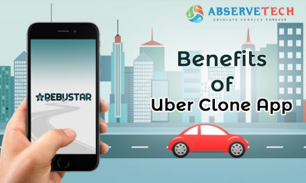 Benefits of Uber Clone App