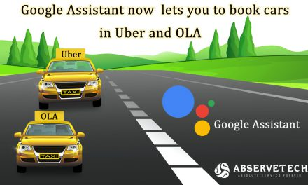 Google Assistant now lets you book cars in Uber and OLA
