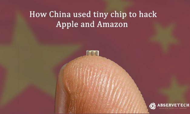 How China used a tiny chip to hack Apple and Amazon
