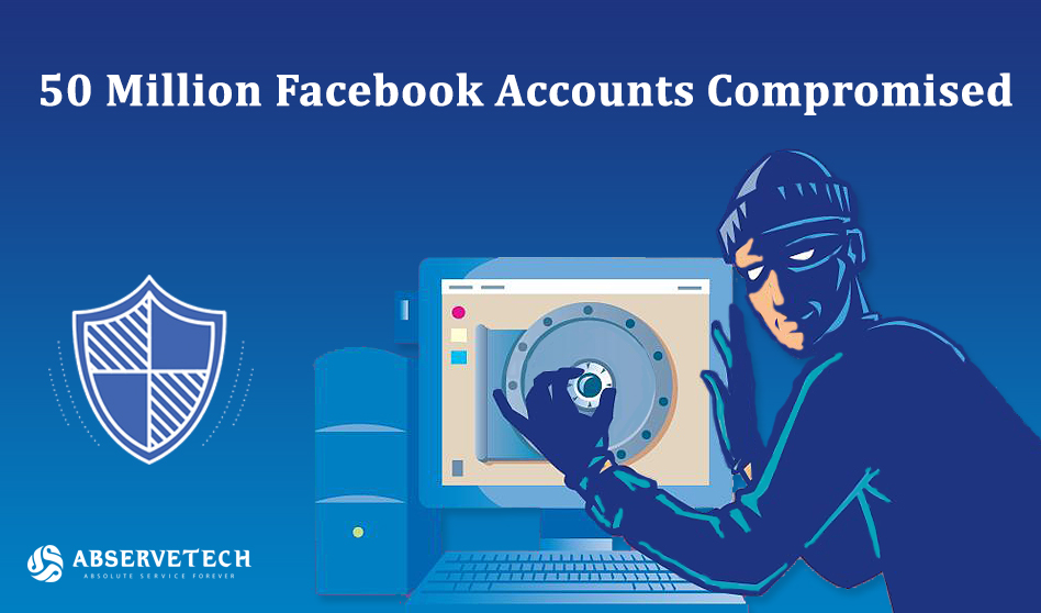 50 Million Facebook Accounts Compromised
