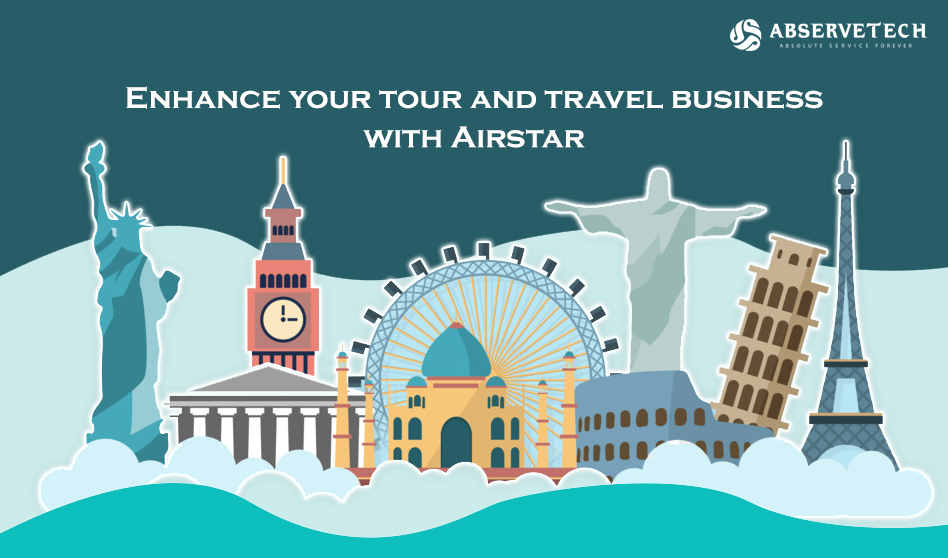 Enhance your tour and travel business with Airstar