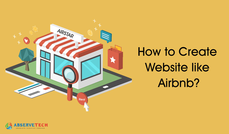 How To Create Website like Airbnb?
