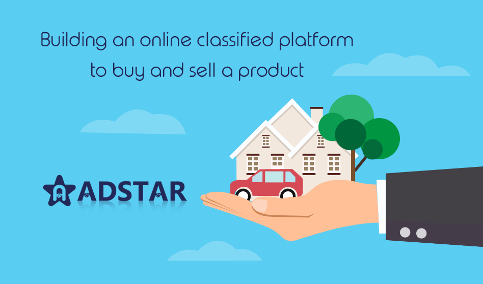 Building an online classifieds platform to buy and sell a product
